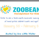 Enter : Zoobean Giveaway