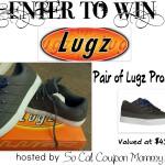 Enter : Lugz Shoes Giveaway