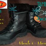 Enter : Lugz Tambora Spark Boots Giveaway