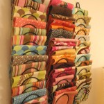Five Stylish Storage Uses for a Folding Magazine Organizer