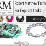 Enter : Robert Matthew Scarf & Bracelet Giveaway