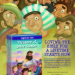 Treasury Of Bible Stories Review