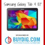 Enter : Samsung Galaxy Tab 4.0