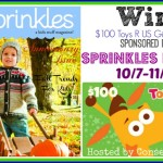 Enter : $100 Toys R US Gift Card Giveaway