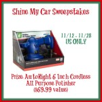 Enter : Shine My Car Sweepstakes
