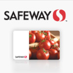 Enter : $110 Safeway Gift Card Giveaway