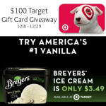 Enter : $100 Target Gift Card Giveaway