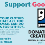 Enter : Support Goodwill ($100 Amazon GC) Giveaway