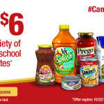 Back to School Deal with Campbell's® #CampbellSavings