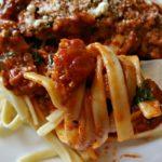 Homestyle Creamy Spaghetti