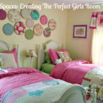 Shared Spaces: Creating The Perfect Girls Room For Two