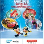 """Disney On Ice Presents """"Worlds of Enchantment"""""""