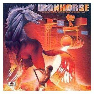 Cover of Ironhorse's self-titled album.