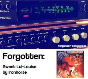 Forgotten: Sweet Lui-Louise by Ironhorse