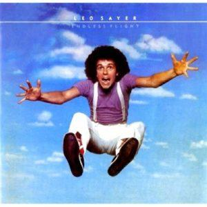 Album cover of Endless Flight by Leo Sayer.