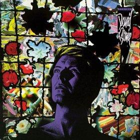 Album cover of Tonight by David Bowie.