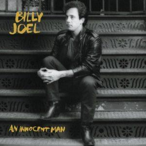 Album cover of Billy Joel's An Innocent Man (on which Toots Thielemans appears).
