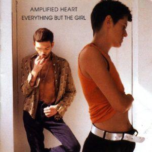 Album cover of Amplified Heart by Everything But The Girl.