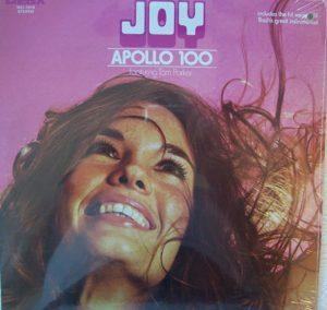 Album cover of Joy by Apollo 100.
