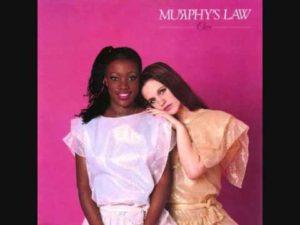 Album cover of Murphy's Law by Chéri.