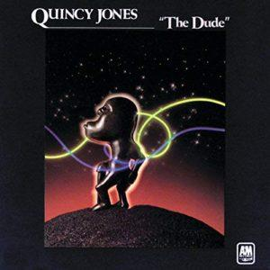 Album cover of The Dude by Quincy Jones.
