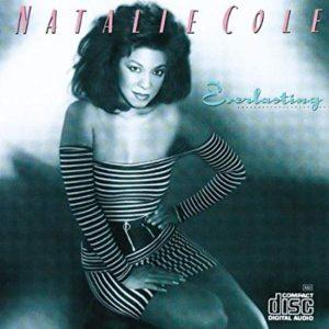 Album cover of Everlasting by Natalie Cole.