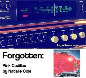 Forgotten: Pink Cadillac by Natalie Cole