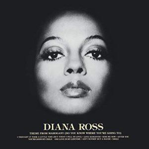 Album cover of Diana Ross (1976).
