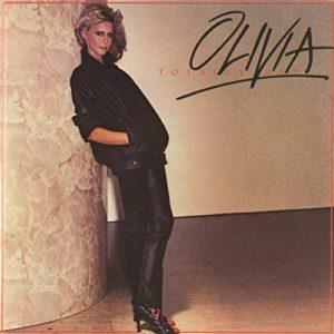 Album cover of Totally Hot by Olivia Newton-John.