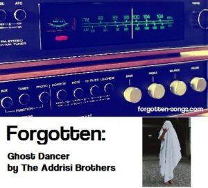 Forgotten: Ghost Dancer by The Addrisi Brothers
