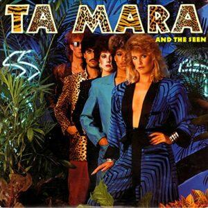 Album cover of Ta Mara and the Seen.