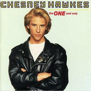 Album cover of The One and Only by Chesney Hawkes.