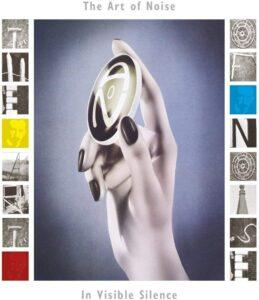 Album cover of In Visible Silence by the Art of Noise.