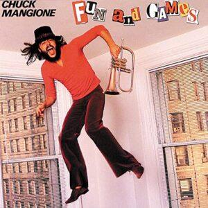 Album cover of Fun and Games by Chuck Mangione.