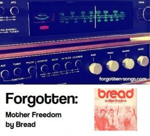 Forgotten: Mother Freedom by Bread