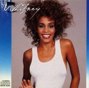Album cover of Whitney by Whitney Houston.