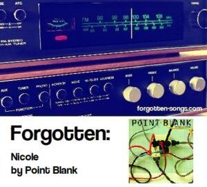 Forgotten: Nicole by Point Blank