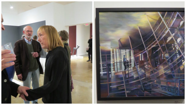 Nicki's Central West End Guide Art & Architecture Events, Sightings  Valerie Jaudon Susan Barrett projects+gallery Philip Slein Gallery Nancy Newman Rice Nancy Callan Larry Torno Photography Jennifer Shahade Irina Zaytceva Houska Gallery Horsley Arts glassblower William Cray Duane Reed Gallery Daniel Meirom Bill Christman sculptures