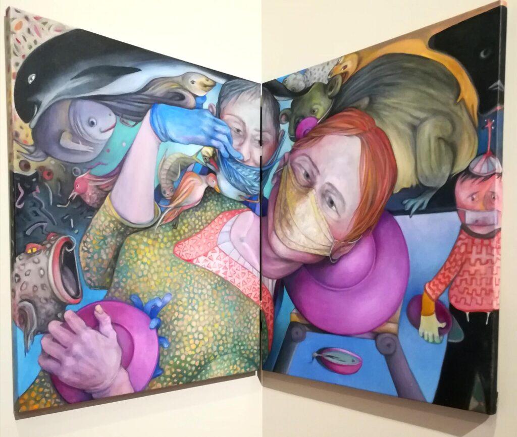 Nicki's Central West End Guide Art & Architecture  Walker-Cunningham Fine Arts Sarah Cunningham Maggie Pearson Lyn Magee Linda Horsley Daniel Jefferson