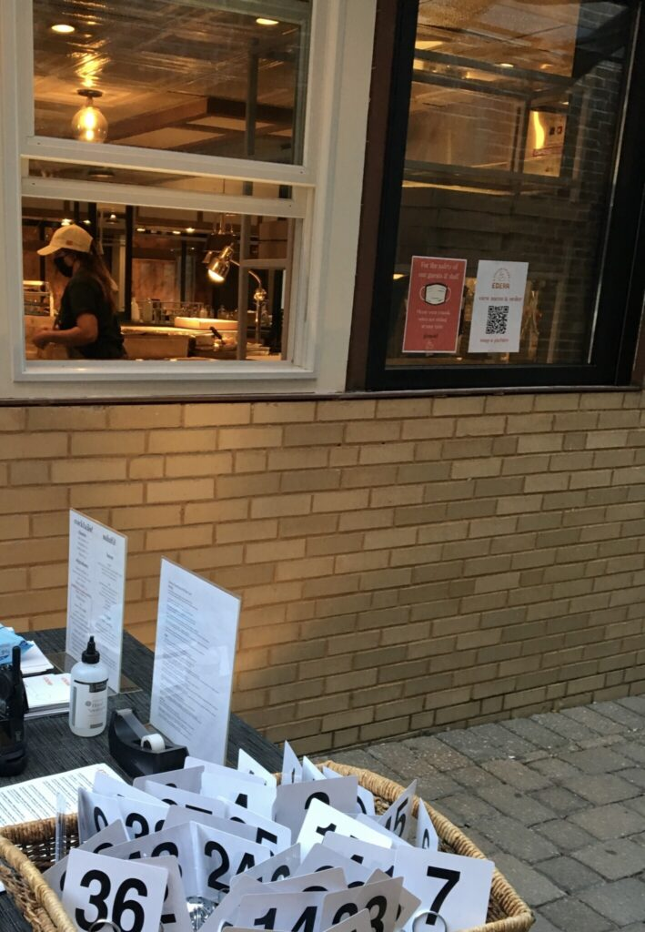 Nicki's Central West End Guide Food and Drink Shop News  Sam Koplar Mike Randolph Eric Ortiz Edera Italian Eatery