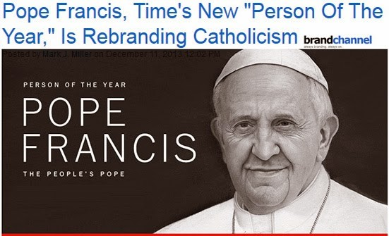 pope francis media