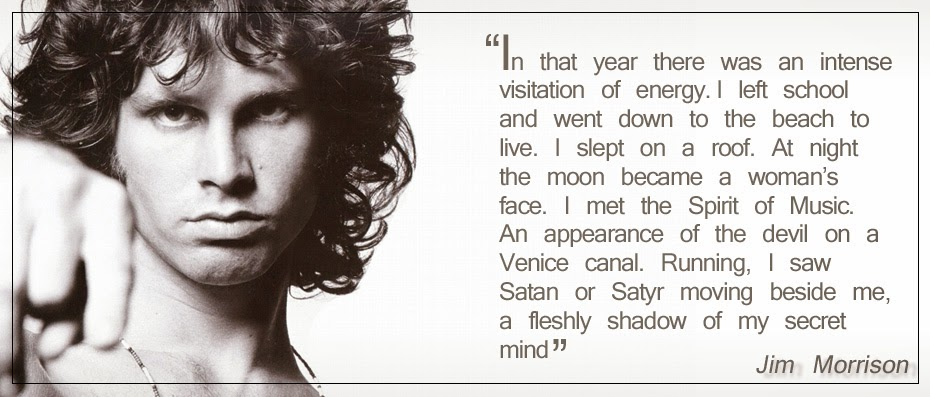 jim morrison doors quote