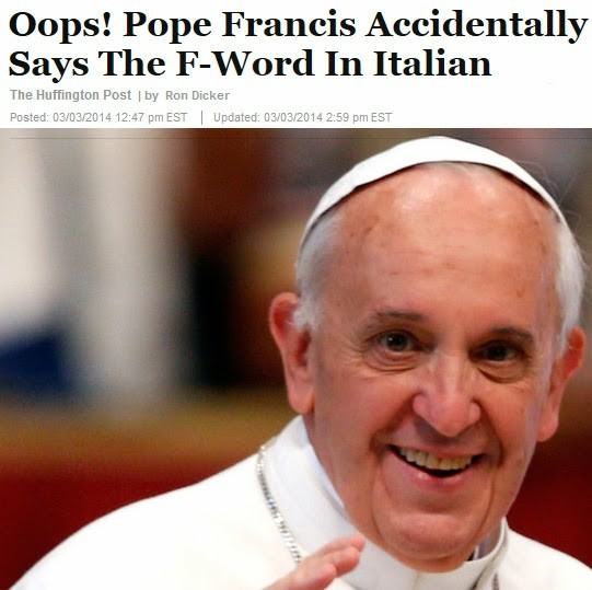 rock star pope francis
