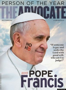 pope francis advocate cover