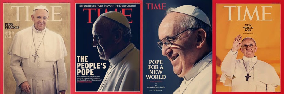 Pope Francis - New World Pope