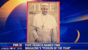 Pope Francis in the media