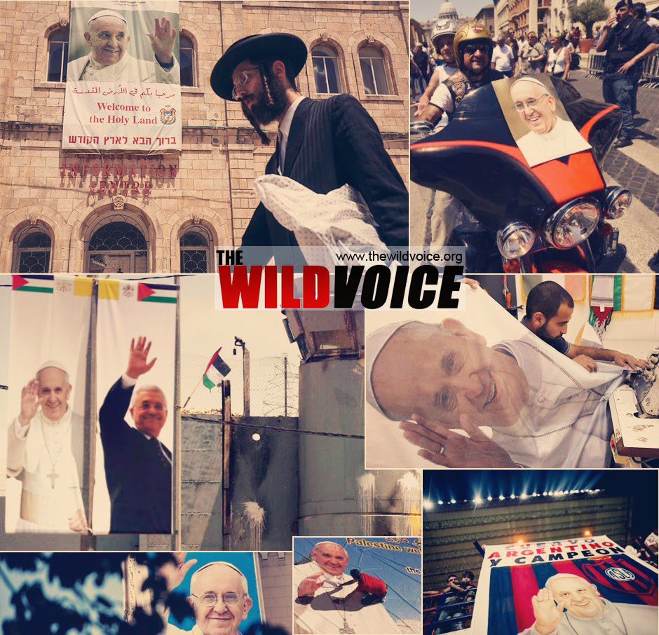 pope francis posters