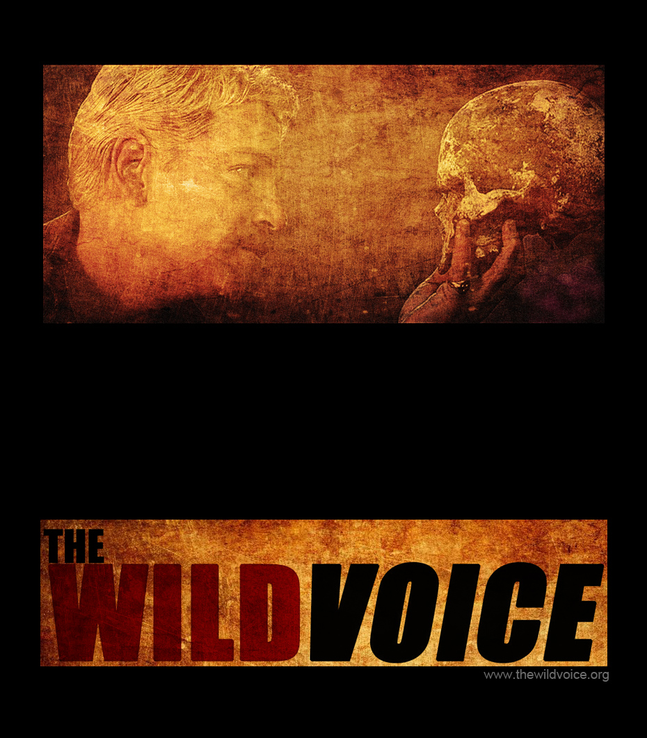 the wild voice, hamlet, Shakespeare, God, Jesus, actor, acting, christians