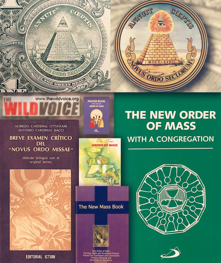 New world order catholic mass