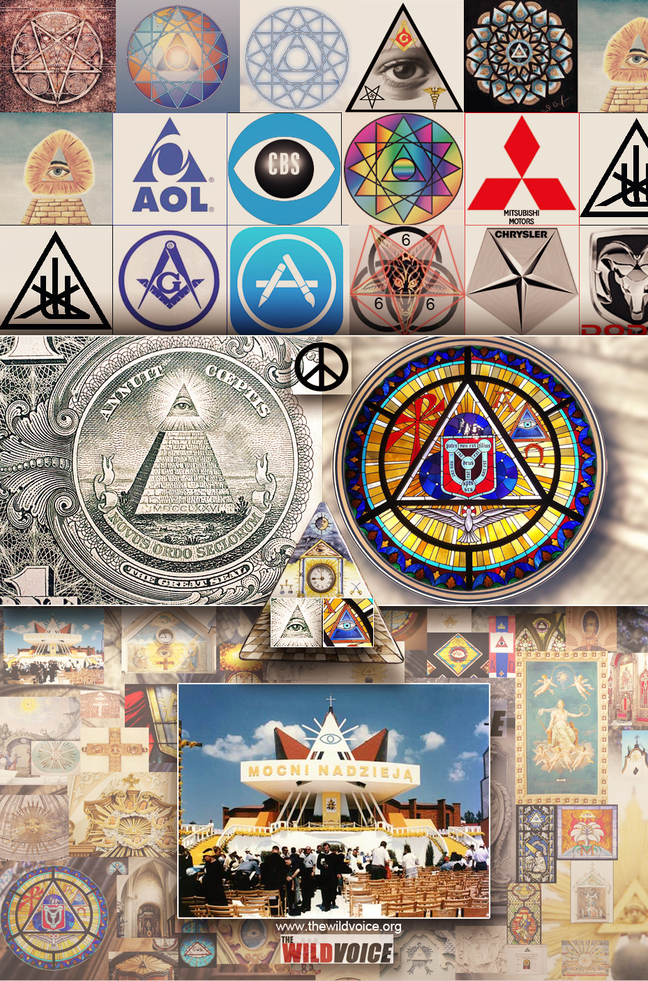 new world order new order of the Mass